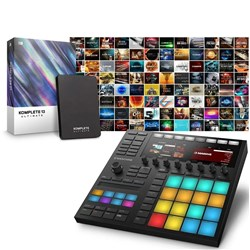 Native Instruments Maschine MK3 w/ Komplete 11 Ultimate Upgrade