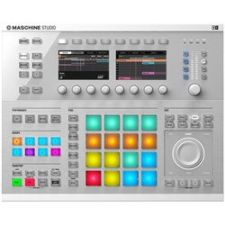 OPEN BOX Native Instruments Maschine Studio (White)
