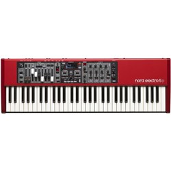 Nord Electro 5D 61 Note Semi Weighted Keyboard w/ Drawbars