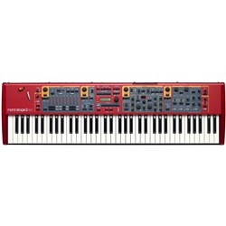 Nord Stage 2 EX Compact 73 Note SW Waterfall Piano