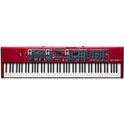 Nord Stage 3 88 Key Fully Weighted Hammer Action Performance Keyboard