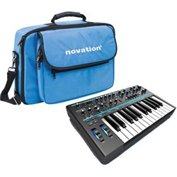Novation Bass Station II Analog Synth w/ Gig Bag