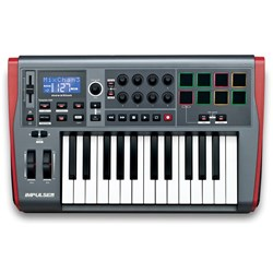 Novation Impulse 25 MIDI Controller with Automap