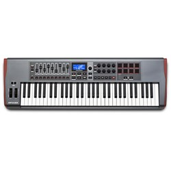 Novation Impulse 61 MIDI Controller with Automap