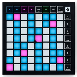 Novation Launchpad X USB MIDI Pad Controller w/ Ableton Live Lite
