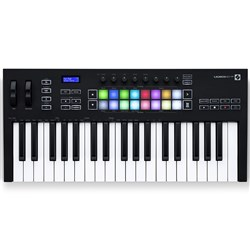 Novation Launchkey 37 MK3 MIDI Keyboard Controller w/ Full Ableton Live Integration