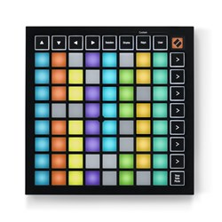 Novation Launchpad Mini Mk3 USB MIDI Pad Controller w/ Ableton Live Lite