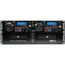 Numark CDN77USB Dual CD player with USB