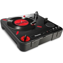 Numark PT01 Scratch Portable Turntable w/ Scratch Switch & USB Out