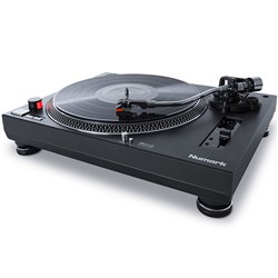 Numark TT250 Direct Drive USB Turntable w/ Groovetool Cartridge & Stylus