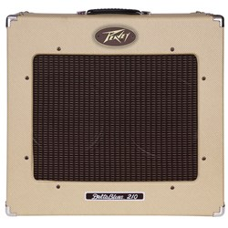 "Peavey Delta Blues 210 30W 2x10"" Guitar Combo Amp (Tweed)"