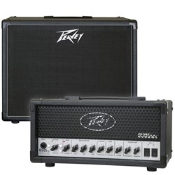 Peavey 6505 MH Mini Head & 112-6 Guitar Enclosure