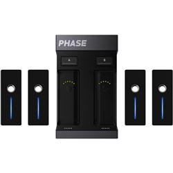 Phase Ultimate Wireless DVS System w/ 4x Remotes