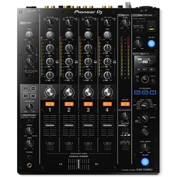 Pioneer DJM750MK2 4-Channel DJ Mixer w/ Club DNA (Black)
