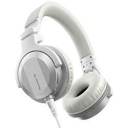 Pioneer HDJ-CUE1 BT Over-Ear DJ Headphones w/ Bluetooth Wireless Technology (White)