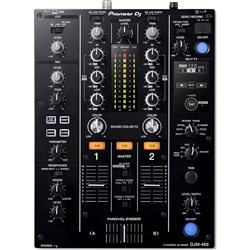 OPEN BOX Pioneer DJM450 2-Channel DJ Mixer w/ Rekordbox DJ & DVS