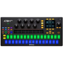 PreSonus Atom SQ Hybrid MIDI Keyboard/Pad Performance & Production Controller