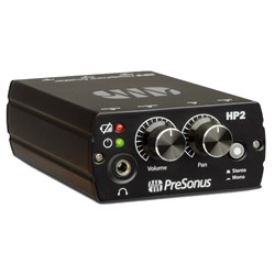 PreSonus HP2 2 Channel Headphone Amplifier