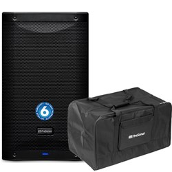 "PreSonus AIR10 10"" 1200W 2-Way Active Loudspeaker Pack w/ Free Padded Tote Bag"
