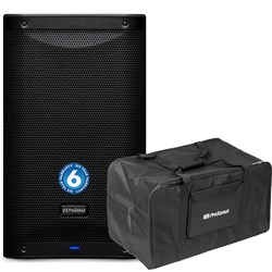 "PreSonus AIR12 12"" 1200W 2-Way Active Loudspeaker Pack w/ Free Padded Tote Bag"
