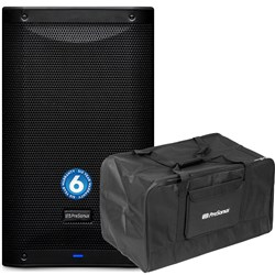 "PreSonus AIR15 15"" 1200W 2-Way Active Loudspeaker Pack w/ Free Padded Tote Bag"