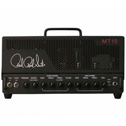 PRS MT 15 Mark Tremonti Lunchbox Guitar Amplifier Head (15/7 Watt Switchable)