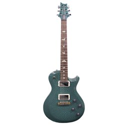 PRS S2 Singlecut w/ Birds Custom Colour (Seafoam Crackle) in Gig Bag