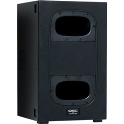 "QSC KS112 1x12"" 2000W Powered Compact PA Subwoofer"