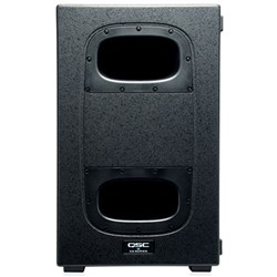 "QSC KS212C 2x12"" 3600W Powered Cardioid PA Subwoofer"
