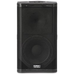 "QSC KW122 1000W 2-Way 12"" Powered PA Speaker"