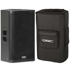 QSC KW122 Powered Speaker w/ Tote Bag