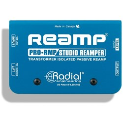 Radial ProRMP Reamp Passive Reamping Box