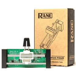 Rane Mag Four Ultra-Light Contactless Tension Adjustable Fader for 70 / 72 / 72 MKII
