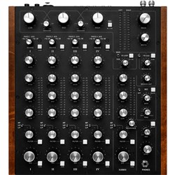 Rane MP2015 Premium 4-Channel Rotary DJ Mixer w/ Dual USB