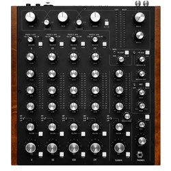 Rane MP2015 Premium 4-Channel Rotary DJ Mixer w/ Bonus Decksaver Cover
