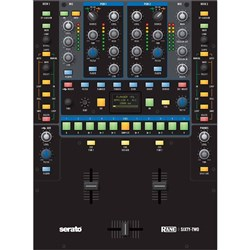 OPEN BOX Rane Sixty-Two Serato Scratch Live Mixer (Our Last American Made Rane Mixer!)