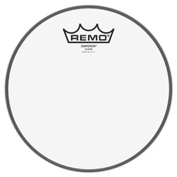 "Remo BE-0308-00 Clear Emperor 8"" Drumhead - Batter"