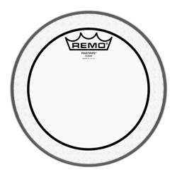 "Remo PS-0308-00 Clear Pin Stripe 8"" Drumhead"