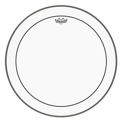 "Remo PS-1322-00 Clear Pin Stripe 22"" Bass Drumhead"