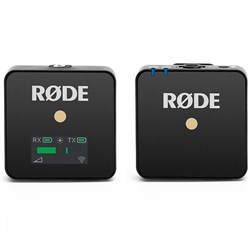 Rode Wireless GO Compact Wireless Microphone System (Black)