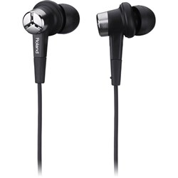 Roland CS-10EM Dual Function Binaural Microphones/Earphones