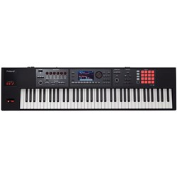 Roland FA07 76-Note Music Workstation Keyboard