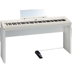 Roland FP50WHS Digital Piano with Stand (White)