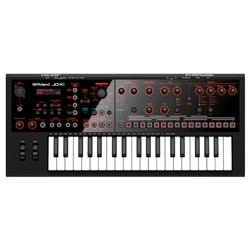 Roland JD-Xi Interactive Analogue/Digital Crossover Synth (Black)