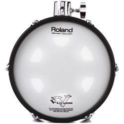 "Roland PD128BC 12"" V-Pad Tom (Black Chrome)"