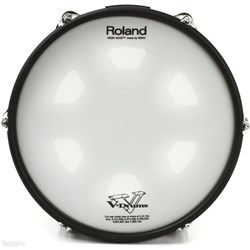"Roland PD128SBC 12"" V-Pad Snare (Black Chrome)"