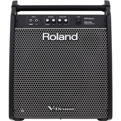 Roland PM200 High-Resolution Personal Monitor Amplifier for Roland V-Drums
