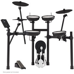 Roland TD07KV V-Drums V-Compact Kit w/ All Mesh Pads