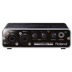 Roland UA-22 Duo Capture EX USB Audio & MIDI Interface
