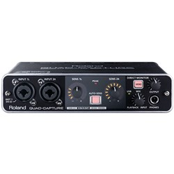 Roland UA-55 Quad Capture USB 2.0 Audio Interface
